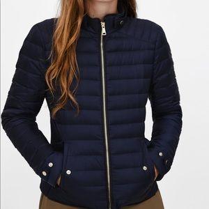 Zara Lightweight Puffer Jacket